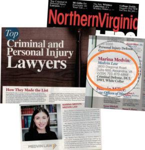 Arlington Virginia Criminal Lawyer