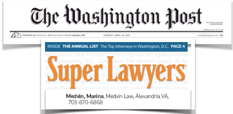 Northern Virginia's Top Lawyers