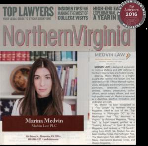 Alexandria VA Criminal Defense Attorneys