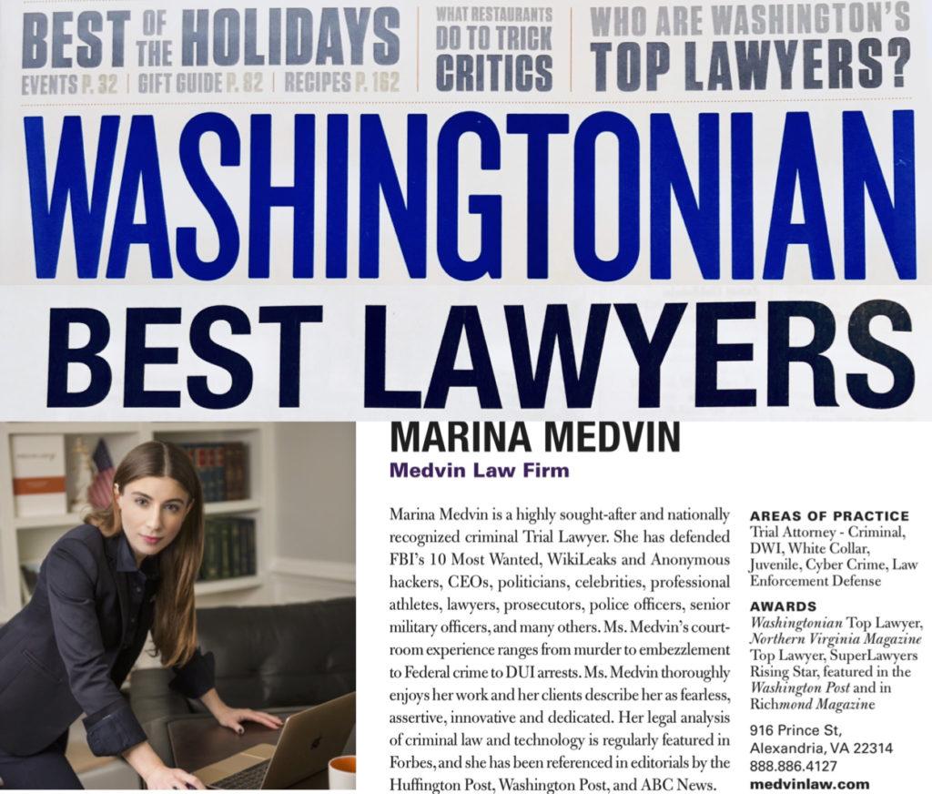 Best Lawyer Virginia Criminal Defense