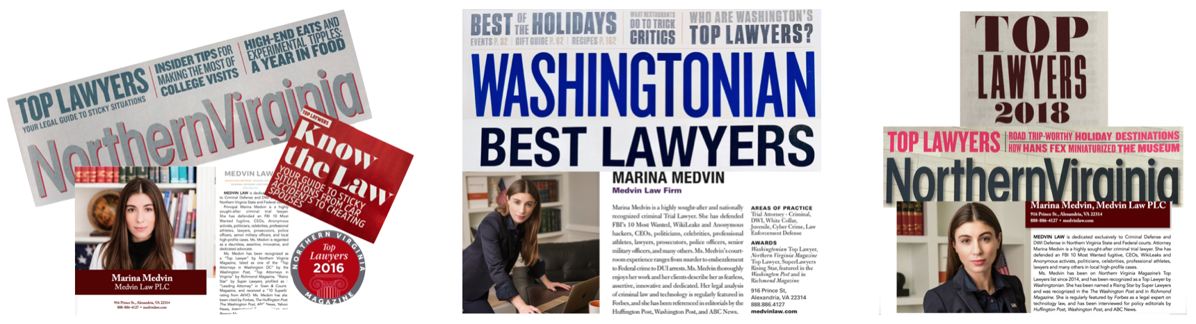 Best Lawyers in Virginia - Criminal Defense and DUI Law